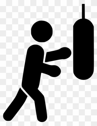 Boxing fight svg png. Athlete clipart competition