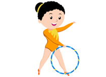 Sports free to download. Ball clipart gymnastics