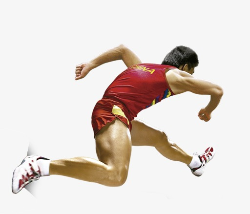 Hurdle olympic games png. Athlete clipart individual sport