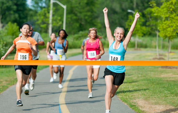 Athlete clipart long distance races. Top funny runner terms