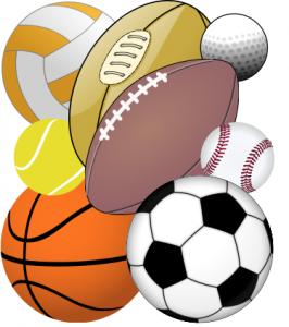athlete clipart multi sport
