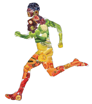 Nutrition clipart sport performance. The vegetarian athlete a