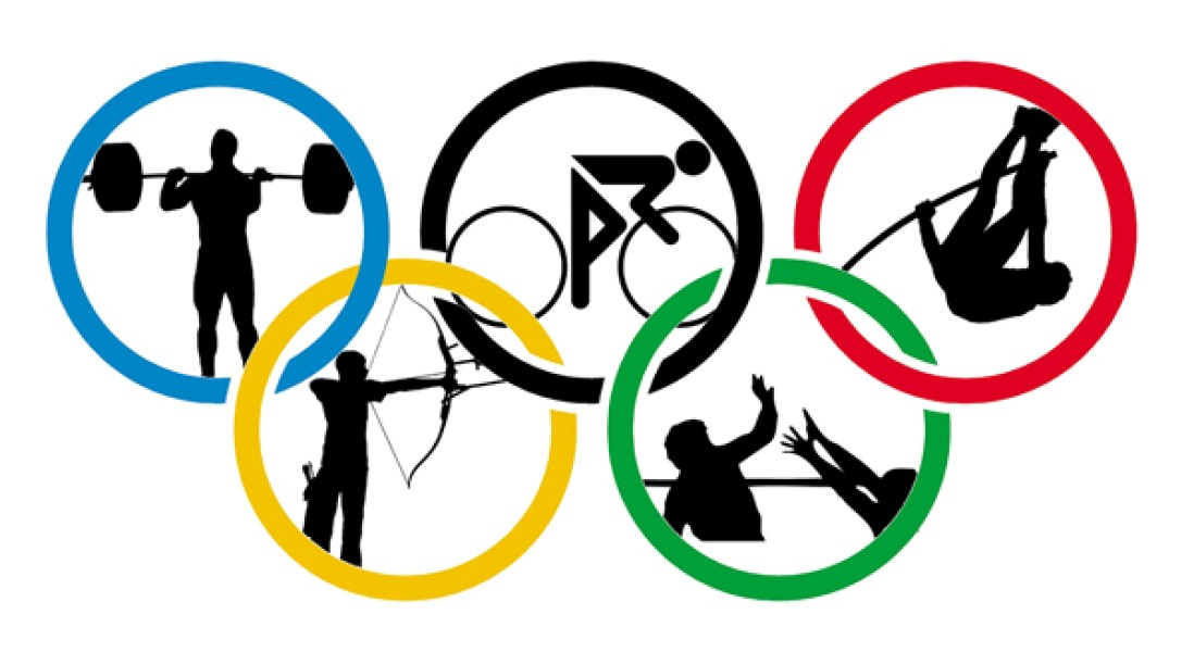 Athletic clipart olympic athlete. Athletes station