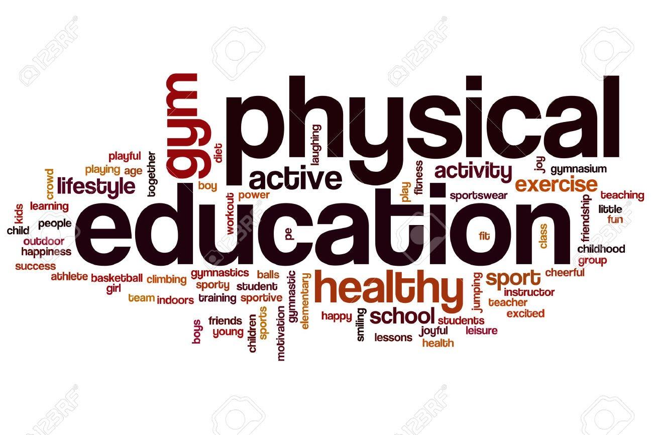 Physical education elizabeth city. Pe clipart school