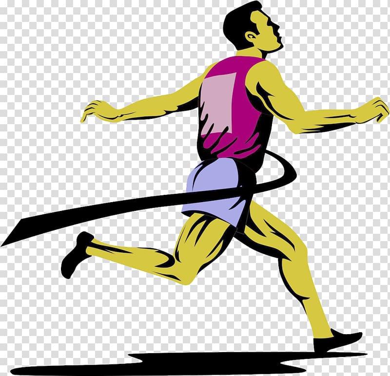 Runner clipart sprinter. Mercedes benz running runners
