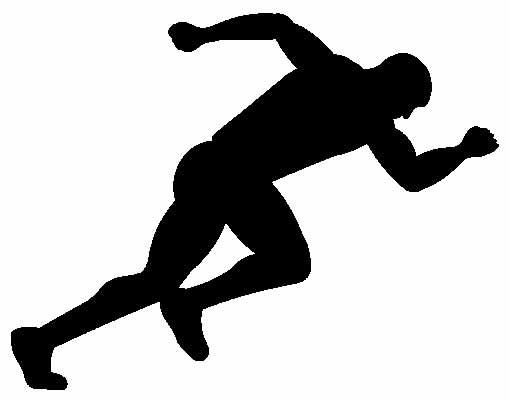 Athlete clipart track and field. Boys horizon athletics image