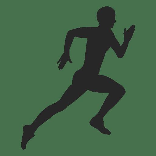 Running hard png svg. Athlete clipart transparent