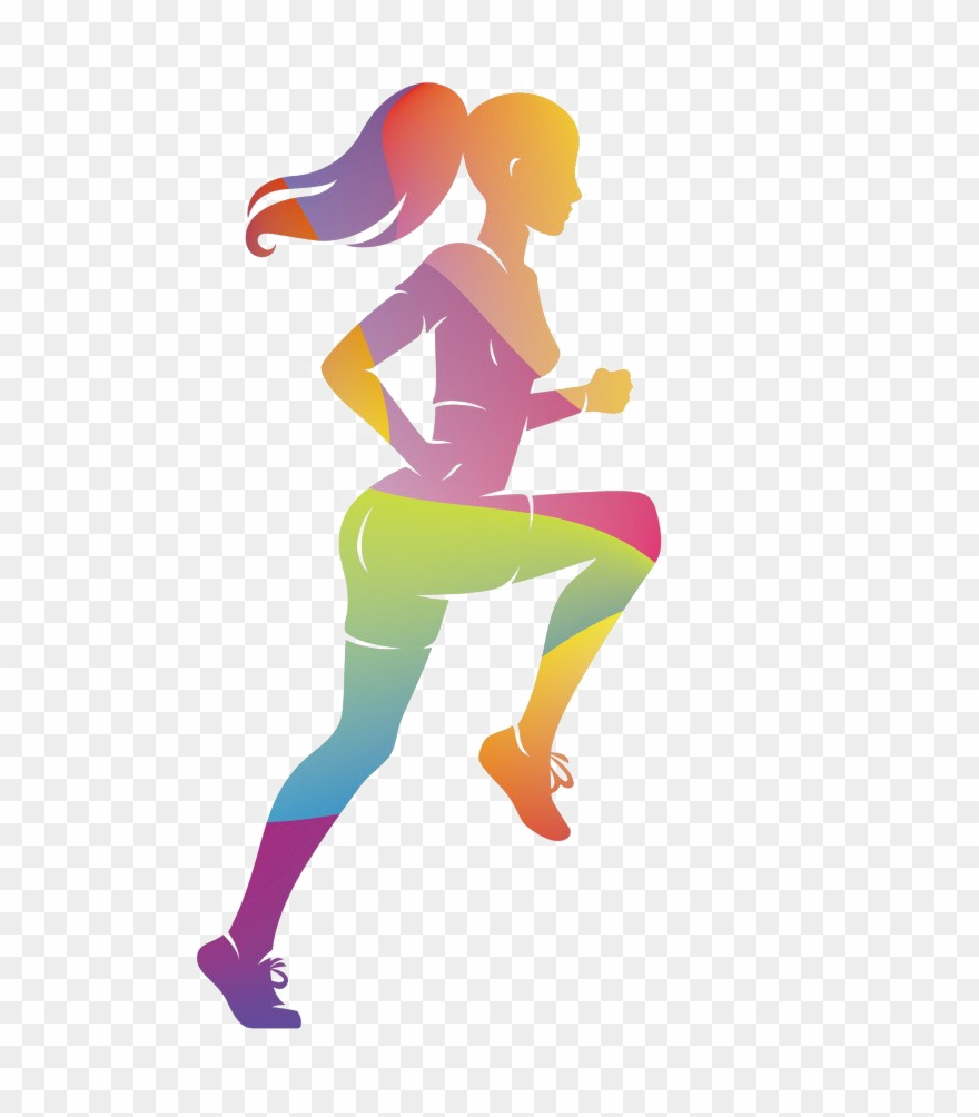 Running png background . Athletic clipart transparent