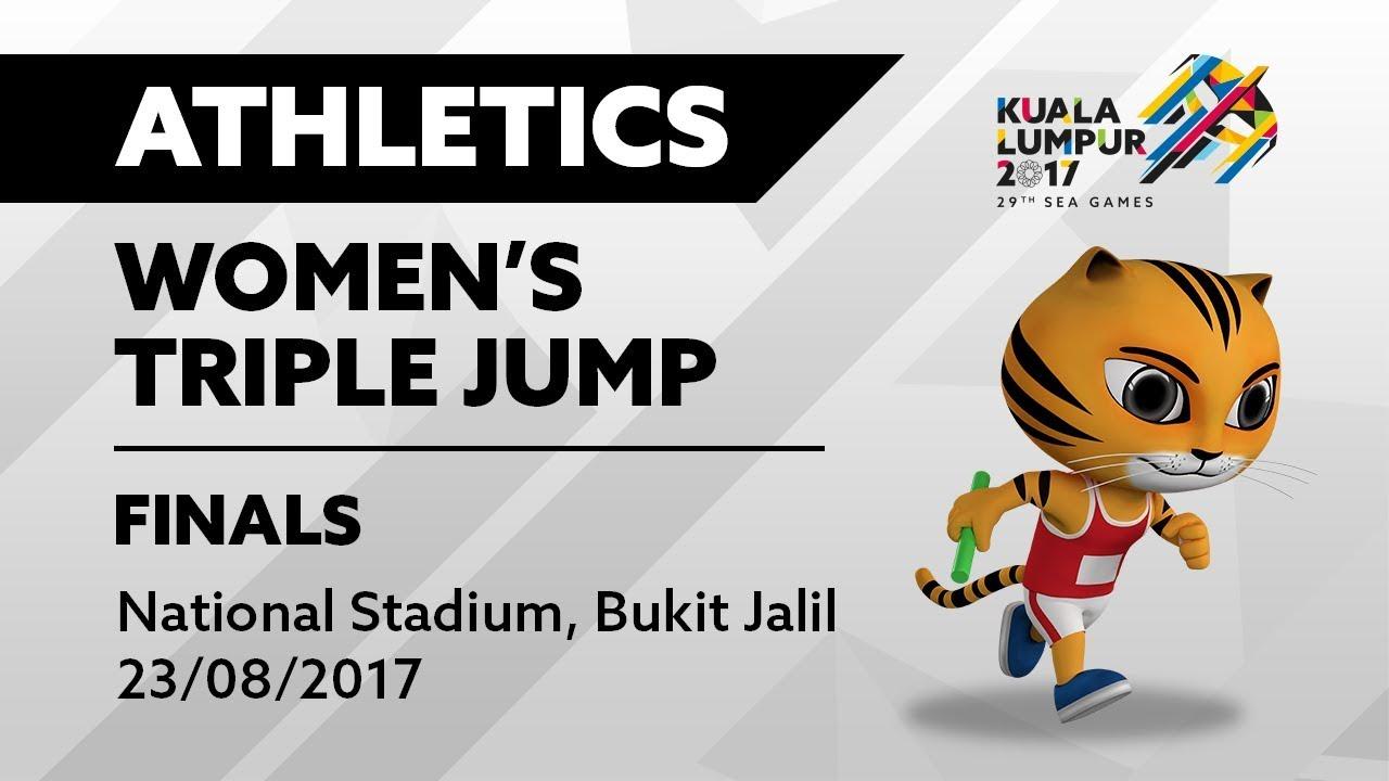 Athlete clipart triple jump. Kl th sea games