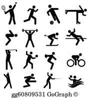 Athletics clip art royalty. Athlete clipart