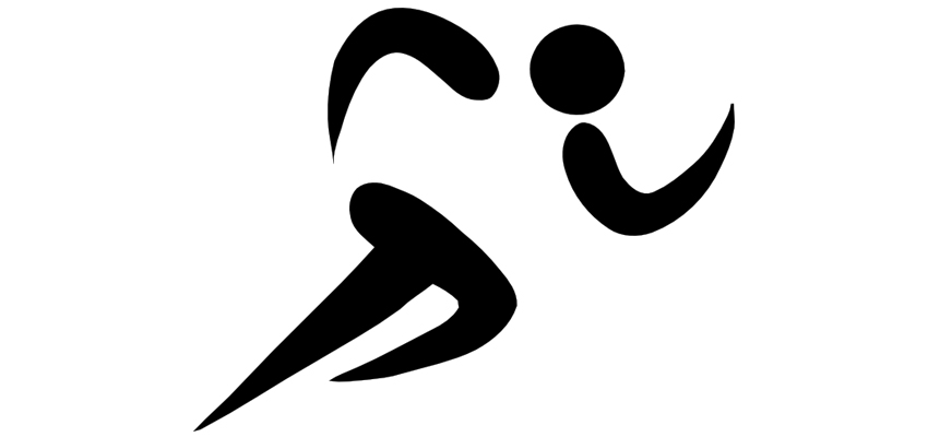 Annual st mary s. Athletic clipart athletic meet