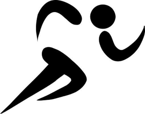 Icon . Athletic clipart athletic meet