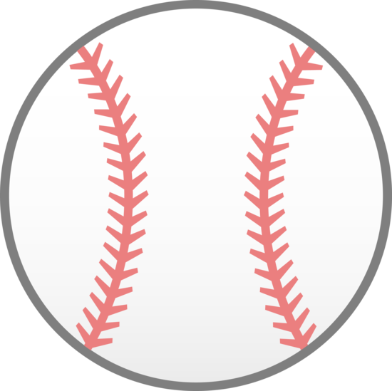 Athletic clipart baseball. Immaculate conception of dardenne
