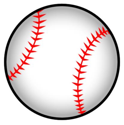 Awards clipart baseball. Free softball field download