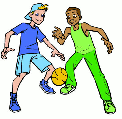 Kids sports panda free. Athletic clipart boys