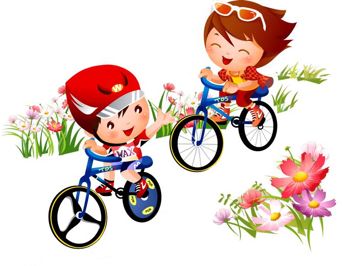 best kids sports. Athletic clipart boys