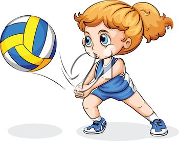 Athletic clipart cute.  best sports images