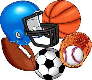 Athletic clipart cute.  best sports clip