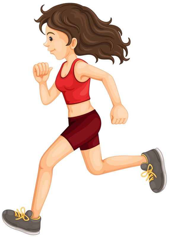 ovi id napirend. Athletic clipart exercise