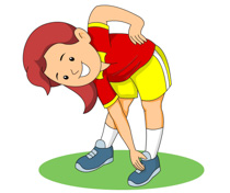 Exercise clipart regular exercise. Free girl exercising cliparts