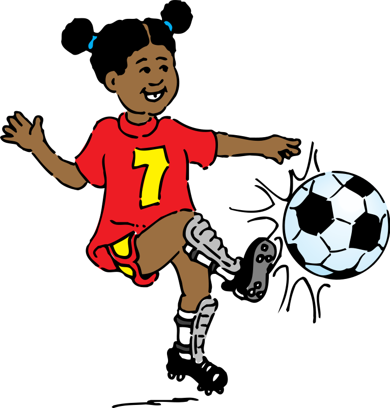 Free clip art pictures. Athletic clipart exercise