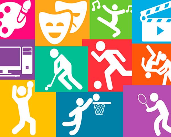 Activities dyffryn aman school. Athletic clipart extra curricular activity