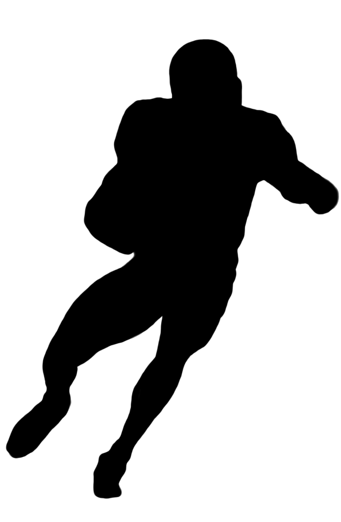 Athletic clipart football. Different kinds of sports
