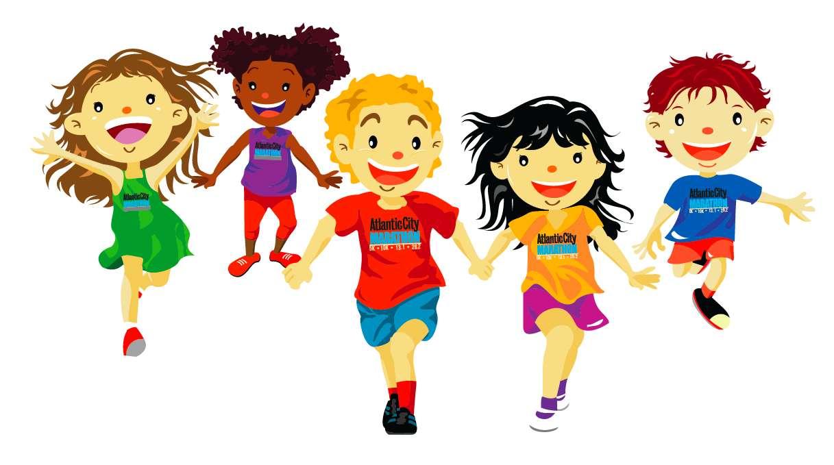 Exercise clipart sports day. Fun run clip art