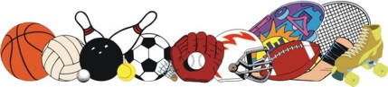 Sports . Athletic clipart intramural sport