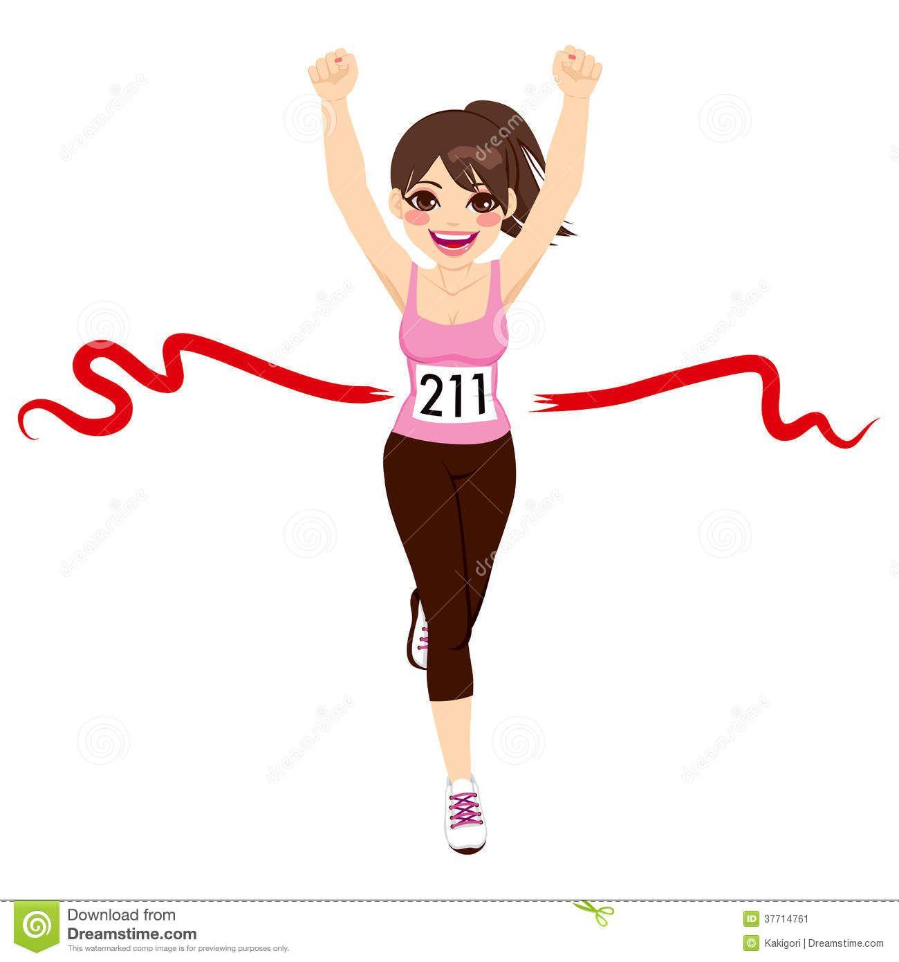 Marathon finish line google. Race clipart exercise