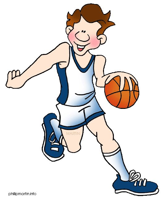 best sports clip. Basketball clipart body