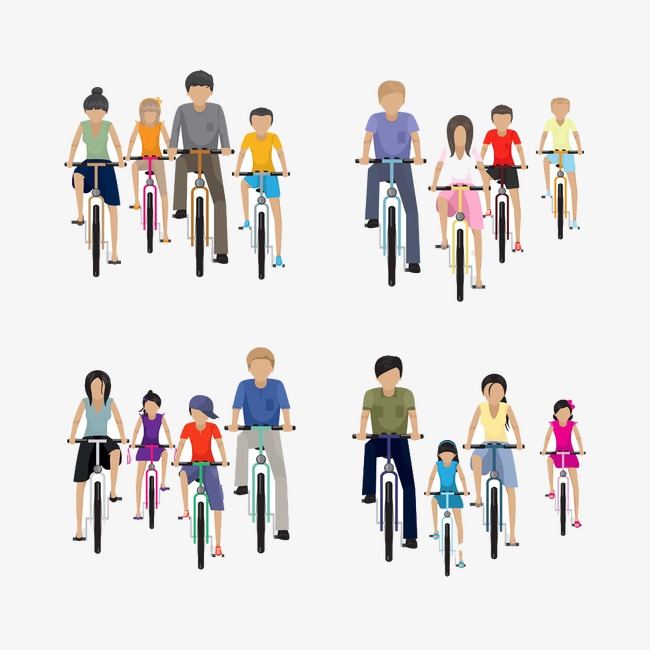 Athletic clipart outdoor sport. Cycling sports figures athlete