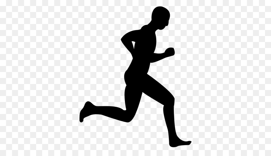 Jogging clip art png. Athletic clipart running man
