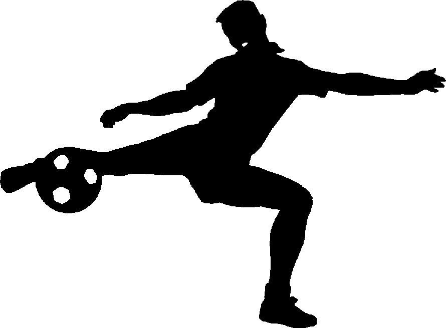 Free download clip art. Sports clipart silhouette