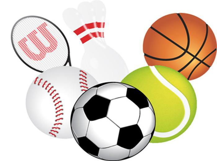 Easter sports camps gylemuir. Athletic clipart sport activity