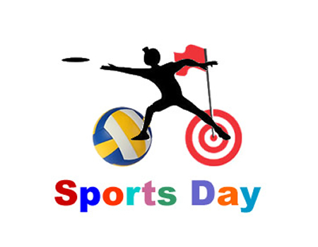 Athletic clipart sport activity. Sports day team building