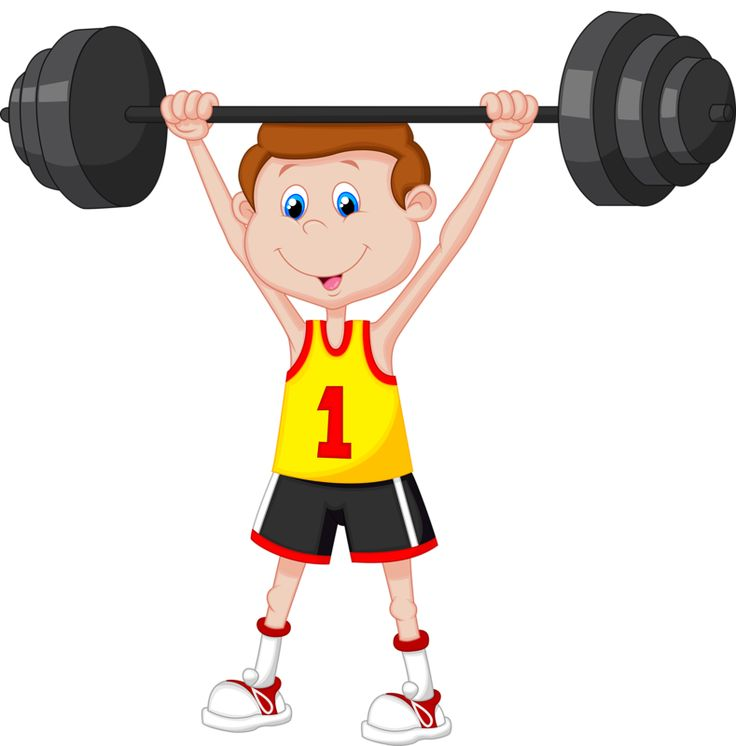 Weight clipart sport training.  best deportes y