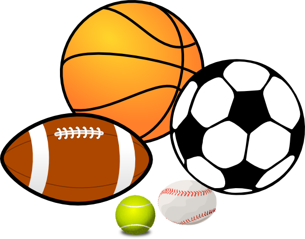 Sports panda free images. Banners clipart sport