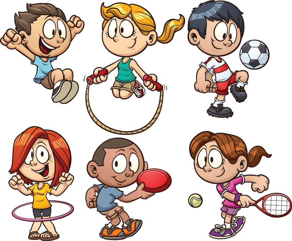 Free download google s. Athletic clipart youth sport