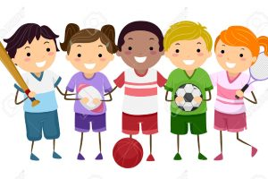 Sports portal . Athletic clipart youth sport
