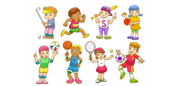 Athletic clipart youth sport. Is your child pressured