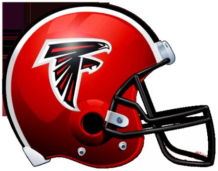 Atl team up with. Atlanta falcons helmet png