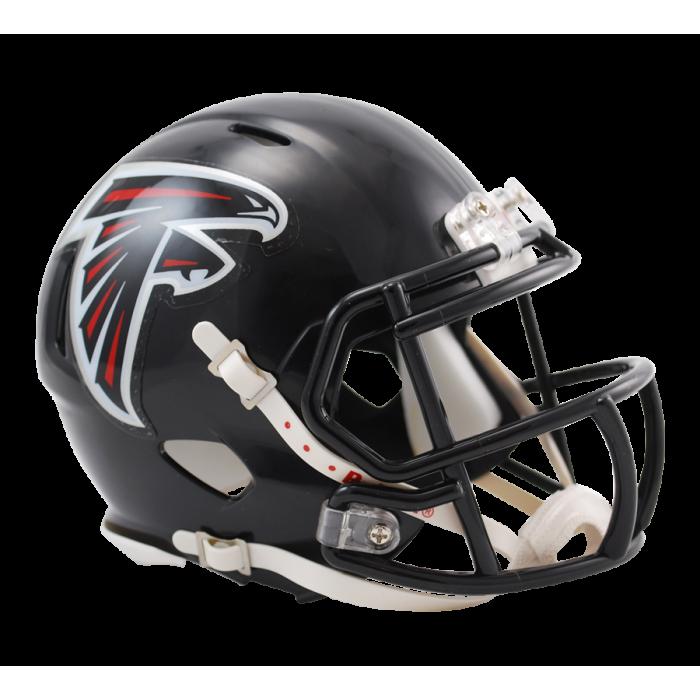 Atlanta falcons helmet png. Mini speed
