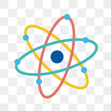 Atoms png vector psd. Atom clipart