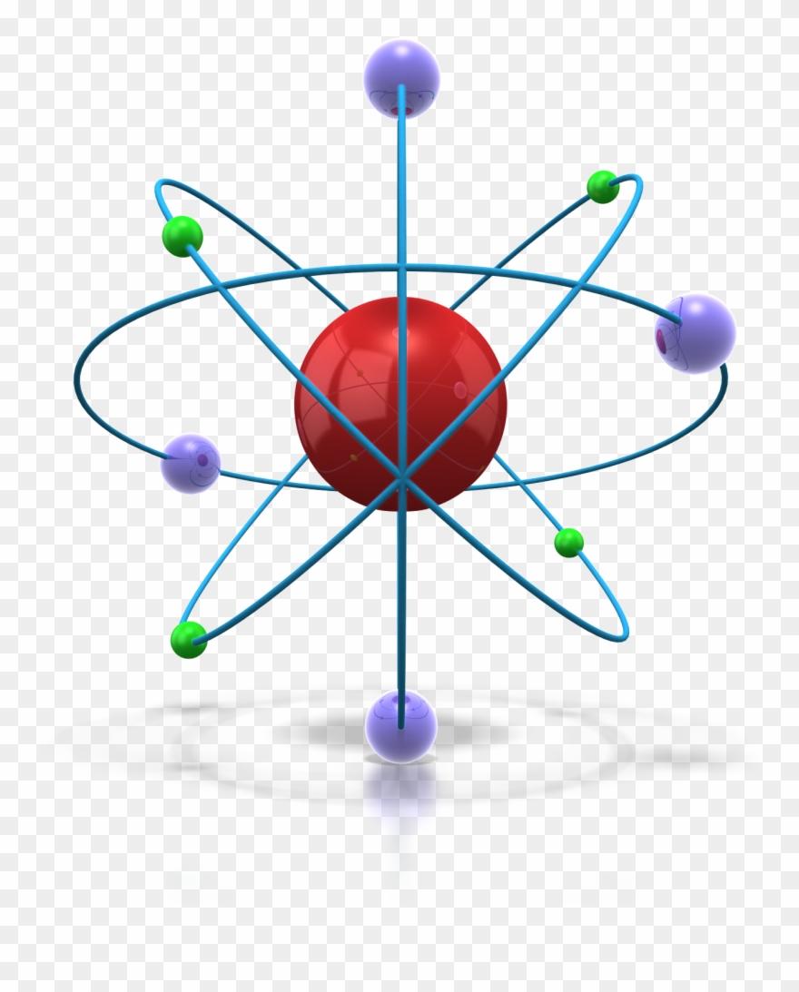 Png atomic transparent . Atom clipart atom structure