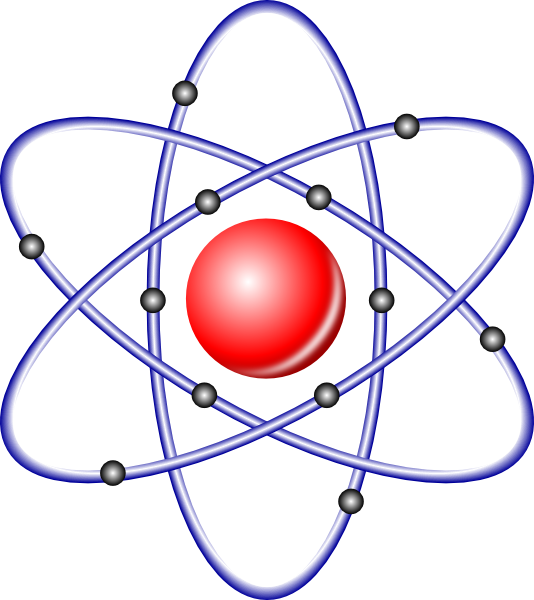 Atom clipart atomic model. Lppfusion structure ernest rutherford