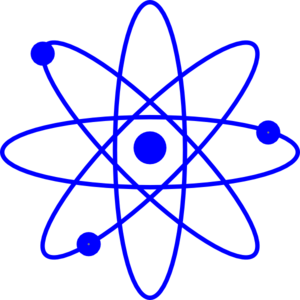 Atom clipart blue. Png svg clip art