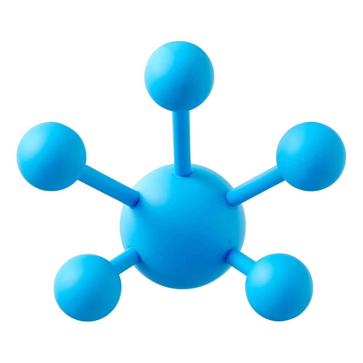 Atom clipart blue. Coat multi clip art