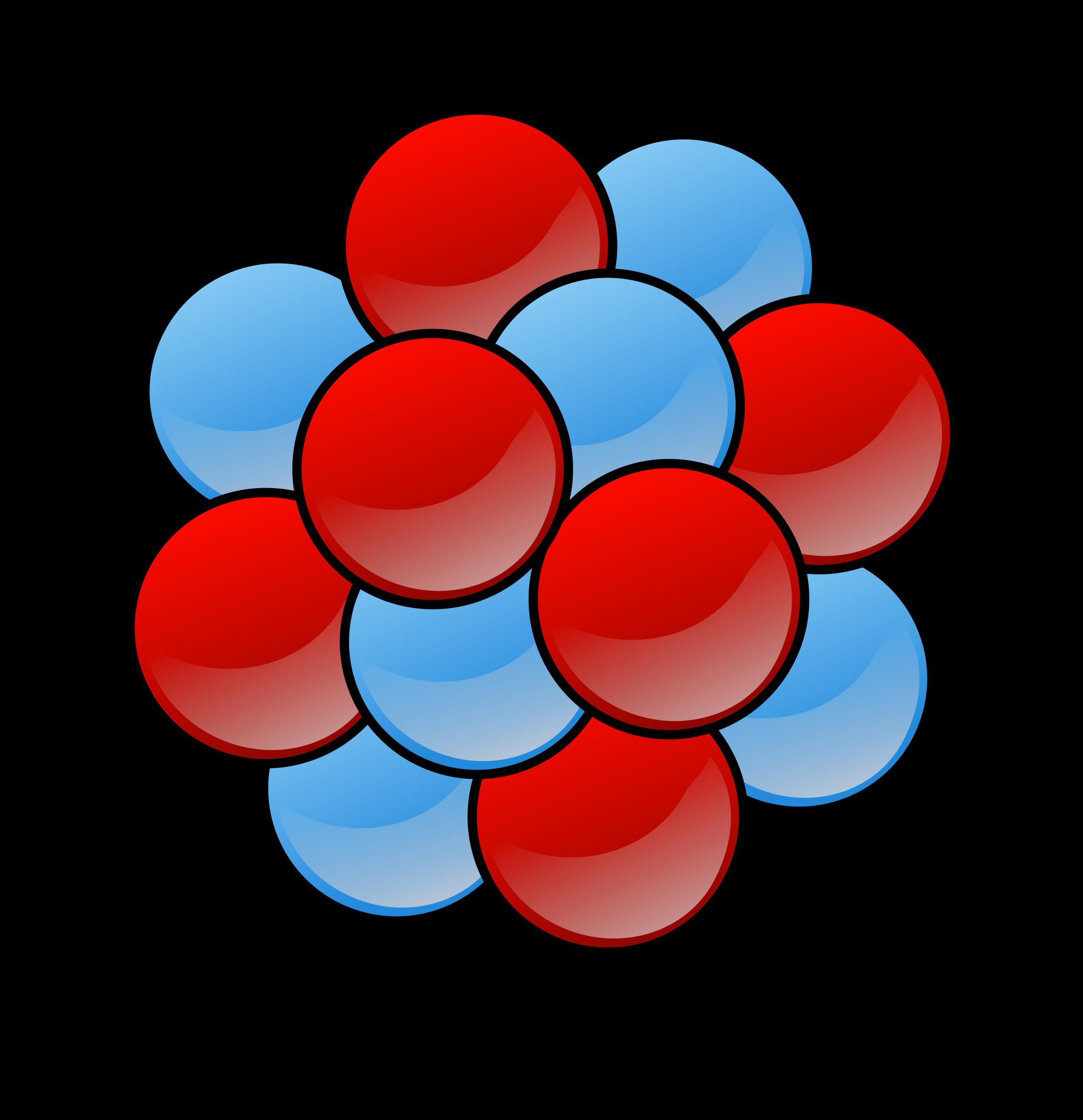 Big image png. Atom clipart carbon atom