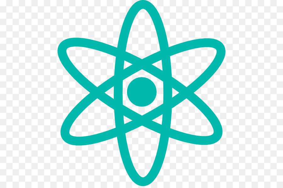 Atom clipart clip art. Circle background transparent